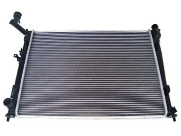 Радиатор двигателя kia 1.4 1.6 2.0 253102r010 новая, фото