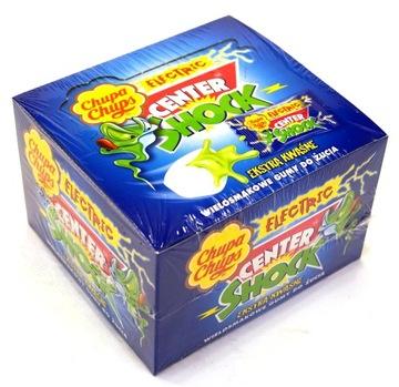 Sour Guma Center Shock Energy Fruit 100 шт.