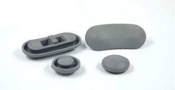 MECALAC 12, 714, 14, 10 Ластики для кнопок джойстика