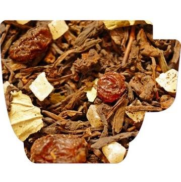 Красный чай пуэр - INDIAN FIGA - 50g