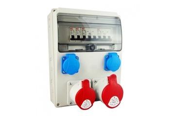 Строительное распределительное устройство КРУЭ C1632W