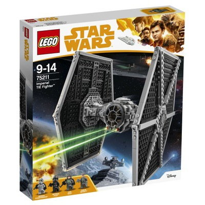 LEGO Star Wars Imperial tie 75211