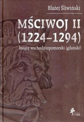Mściwoj II 1224-1294 książę wschodniopomorski (gda