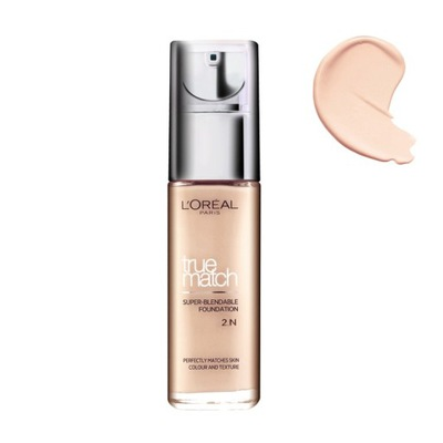 L'Oreal Paris True Match N2 Vanilla podkład 30 ml