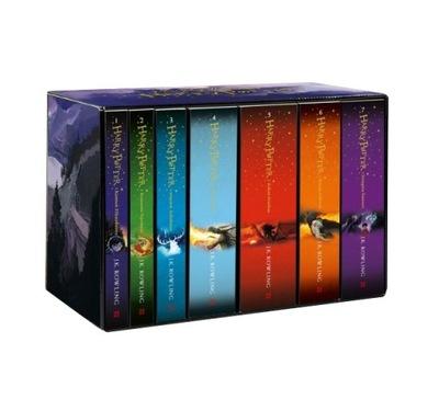 Harry Potter - siedmiopak Duddle J.K. Rowling