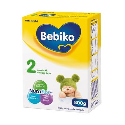 05accf949d999f HOLLE BIO Ekologiczne Mleko 2 NASTĘPNE 600g 7224530509 - Allegro.pl