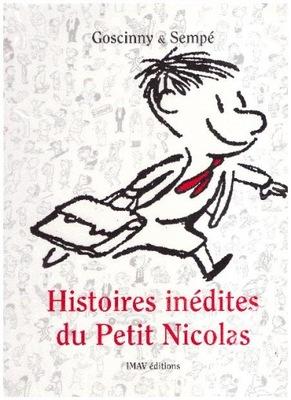 Histoires inedites du Petit Nicolas WYPRZEDAŻ NOWA