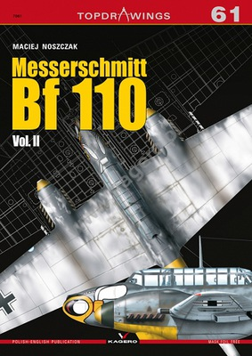 TOPDRAWINGS ?????????? один - Messerschmitt Bf 110 vol.II