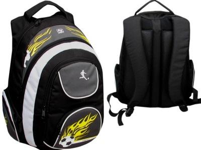 Veľký POĽSKÝ školský batoh pre chlapca ZÁRUKA