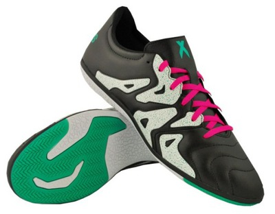 Buty Adidas X 15.3 IN LEATHER (AF4773) r. 43 13