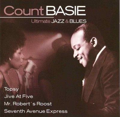 COUNT BASIE ULTIMATE JAZZ & BLUES