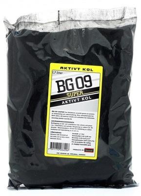 WĘGIEL aktywny BG09 filtracja 1,7l