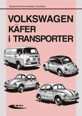 VW GARBUS KAFER T2 1967- ИНСТРУКЦИЯ РЕМОНТА POLSKA