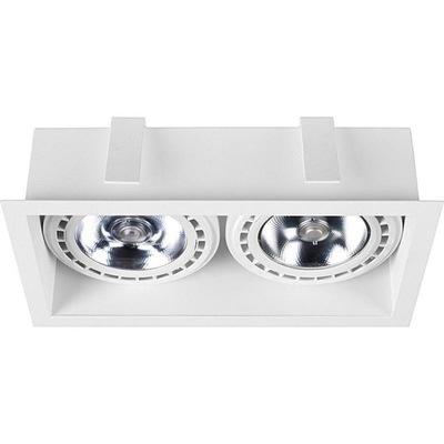 Bodové svetlá, bodové osvetlenie - Oprawa wpuszczana MOD WHITE 9412 Nowodvorski