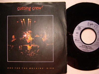 CUTTING CREW - ONE FOR THE MOCKINGBIRD - MIRROR