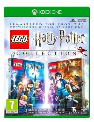 Lego Harry Potter Collection Xbox One Nowa 7724914728 Oficjalne Archiwum Allegro
