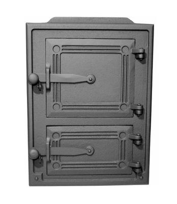 дверцы для печи хлебного коптильне чугунные