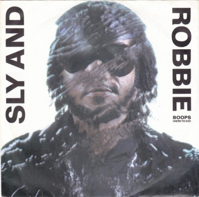 """Sly & Robbie - Boops (Here to go) 7"""" LP"""