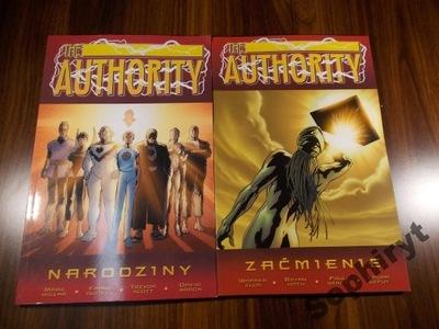 THE AUTHORITY - NARODZINY + ZAĆMIENIE. 2 CZĘŚCI !