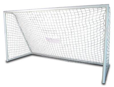 Bránou futbal 366 x 198 cm potrubia 75mm oka