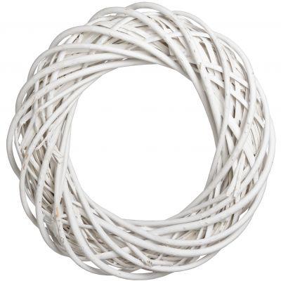 ВЕНОК плетеный БОЛЬШОЙ крупный 25 см