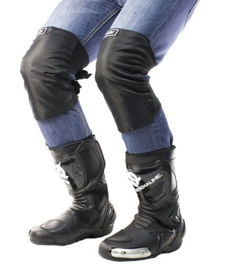 cyklotrasy koleno podložky X-Faktor Qbi M