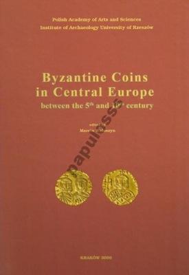 Монеты Византийские в Центральной Европе V-X.