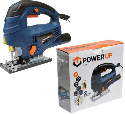 Priamočiara píla - Jigsaw 800 W POWER UP GWAR 2 ROKY 79478