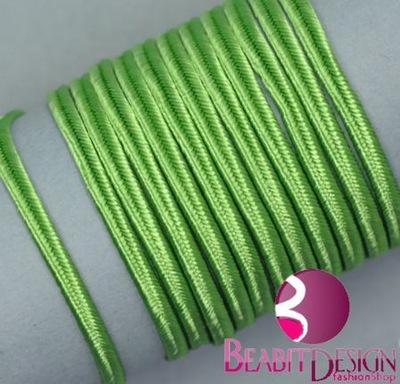 Sutasz zielony (55) - 2metry (PEGA 4802) SOUTACHE
