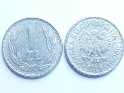 Монета 1   1976 года хороший