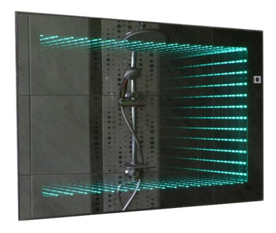 зеркало ванной LED 3D 65x60 супер  48