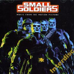 CD OST - Small Soldiers