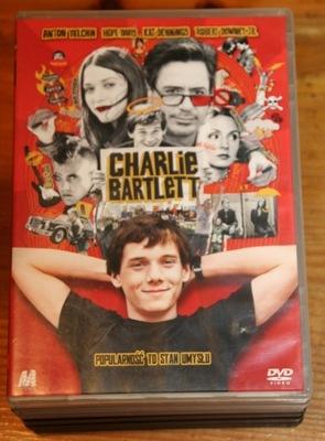 CHARLIE BARTLETT       DVD
