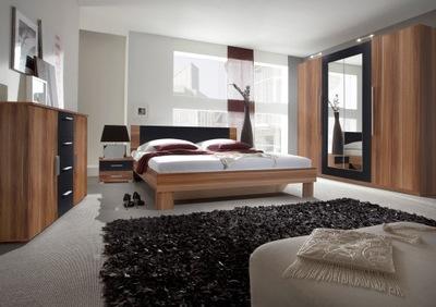Спальня ВЕРА 180 x 200 с матрасом кровать комод