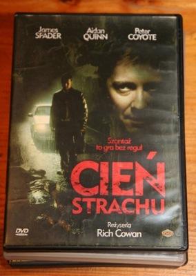 CIEŃ STRACHU       DVD