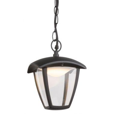 Záhradné svietidlo závesné - GLOBO Vonkajšia stropná LED dióda DELIO