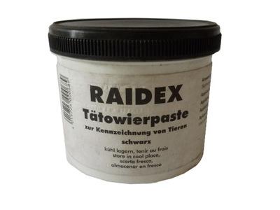 чернила Черный RAIDEX TATUOWNICY кроликов маркировка