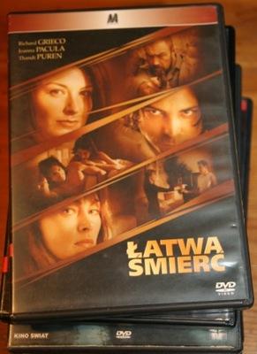 ŁATWA ŚMIERĆ       DVD