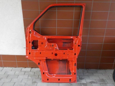 DRZWI PRAWE PRZÓD PRZEDNIE PASAŻERA VW T4 96-03r