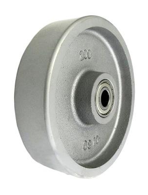чугунные для большие нагрузки Колеса fi 200 1200 кг