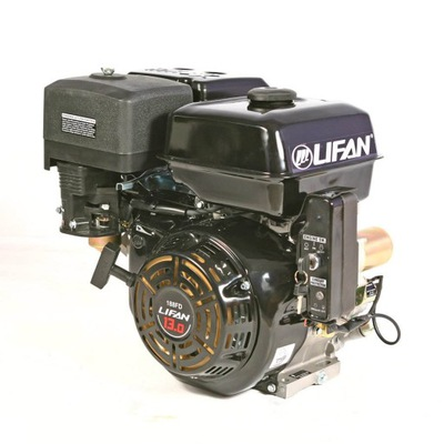 motor LIFAN 13 KM, elektrický štart-štartovací motor