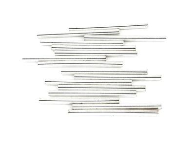 трубочки прямые ПРОТИВОАЛЛЕРГИЧЕСКИЕ 1 ,5х25 мм 30pcs A0141