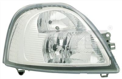 REFLEKTOR LAMPA TYC OPEL MOVANO Combi