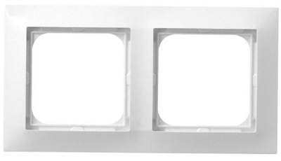 OSPEL IMPRESJA Рамка двойная белая