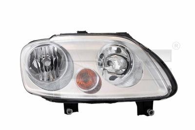 REFLEKTOR LAMPA TYC VW TOURAN (1T1, 1T2)
