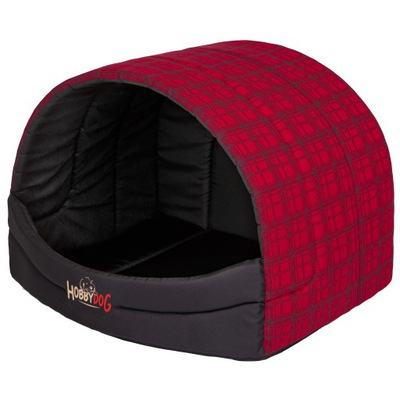 буде для кота, домик будка Hobbydog -маленькая R1 45x33