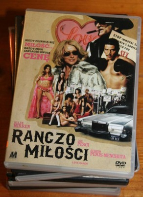 RANCZO MIŁOŚCI       DVD