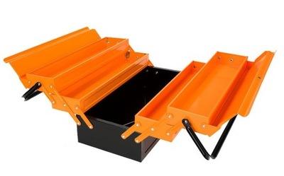 Box na náradie - PRENOSOVÝ BOX METAL 5 COROR CORONA