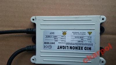 Przewornica HID XENON LIGHT 24V55W