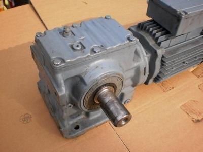 silnik elektryczny 0.4 kw motoreduktor 12 obr